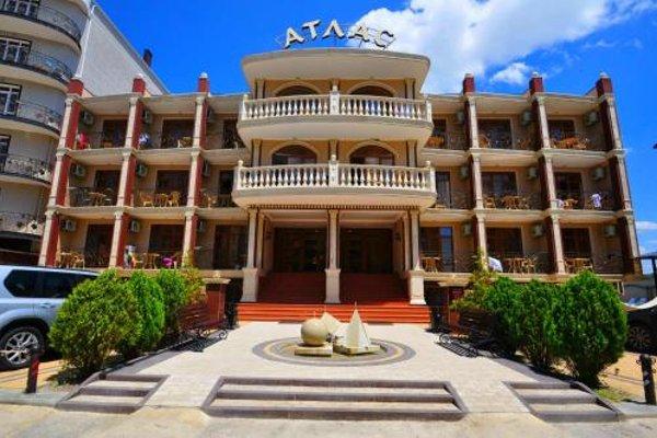 Отель Атлас - фото 22