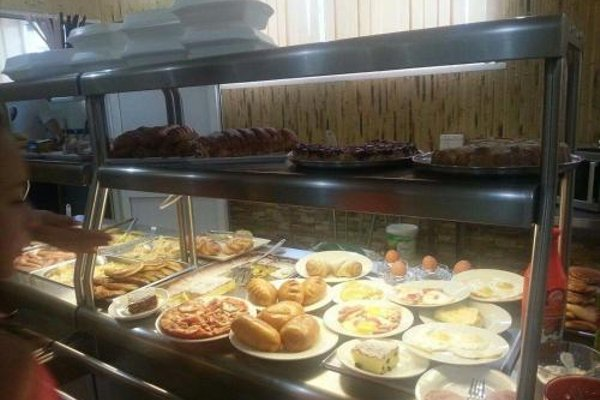 Отель Атлас - фото 9
