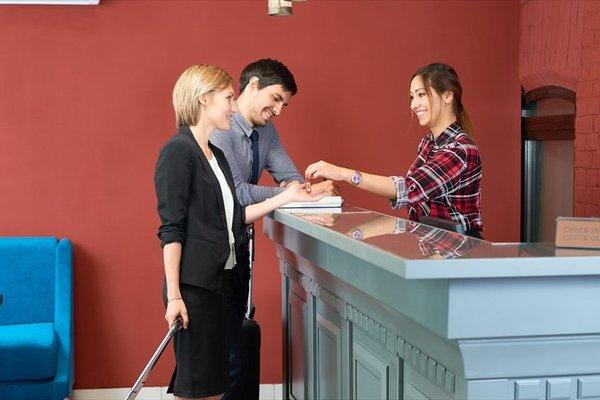 Отель Старый Город - фото 16