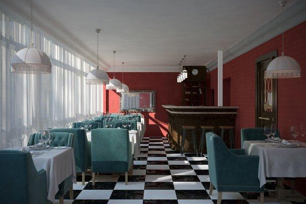Отель Старый Город - фото 19