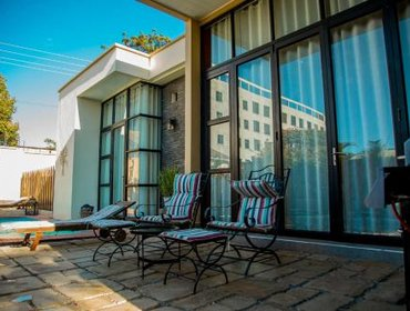 Апартаменты The Terrace Apartments Zambia