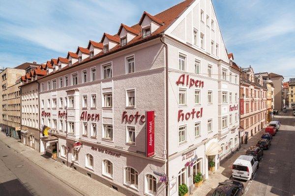 Alpen Hotel Munchen - фото 22