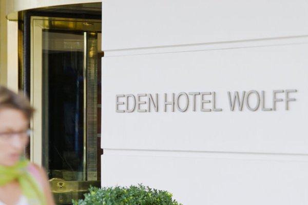 Eden Hotel Wolff - фото 22
