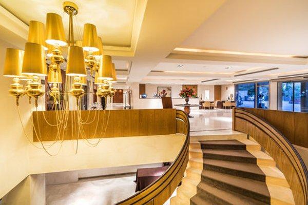 Gran Hotel Monterrey & Spa - фото 9