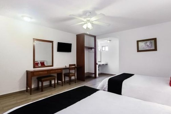 Hotel Mansion Los Arcos - фото 5