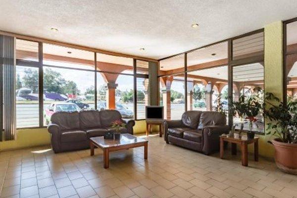 Hotel Mansion Los Arcos - фото 7