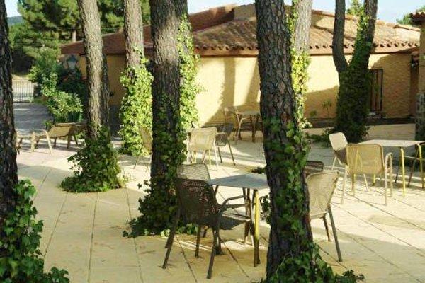 Hotel Rural La villa Don Quijote - фото 15