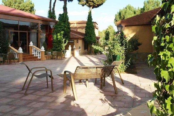 Hotel Rural La villa Don Quijote - фото 18