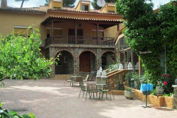 Hotel Rural La villa Don Quijote - фото 22