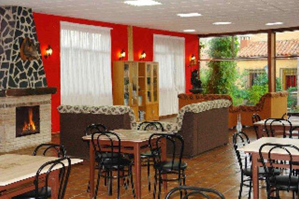 Hotel Rural La villa Don Quijote - фото 8