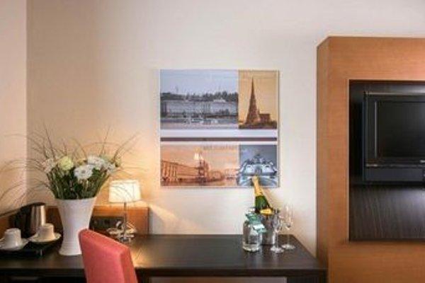 Trans World Hotel Donauwelle - 11