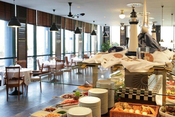 Trans World Hotel Donauwelle - 12