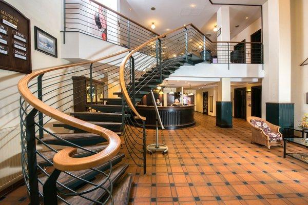 Trans World Hotel Donauwelle - 16