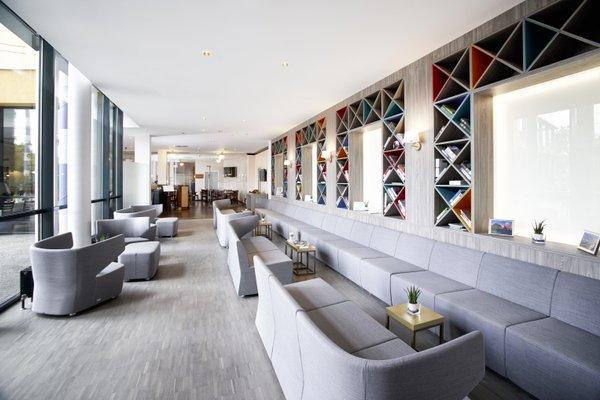 Trans World Hotel Donauwelle - 3