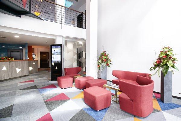Trans World Hotel Donauwelle - 6