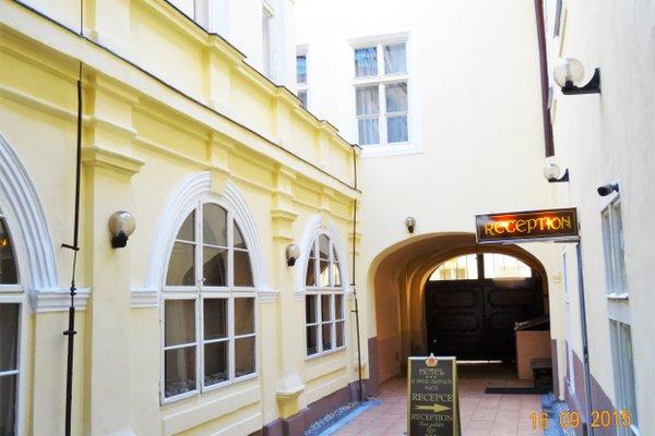 Hotel U dvou zlatych klicu - фото 12