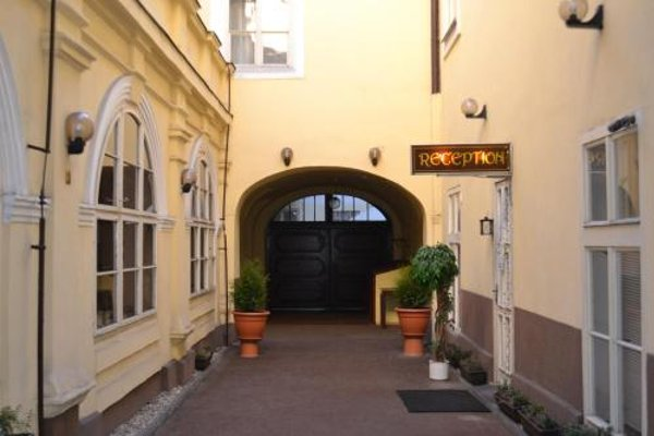 Hotel U dvou zlatych klicu - фото 22