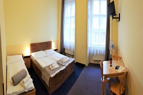 Hotel U dvou zlatych klicu - фото 4