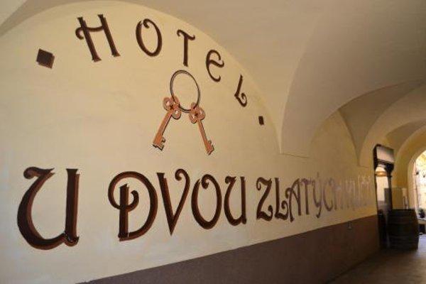 Hotel U dvou zlatych klicu - фото 6