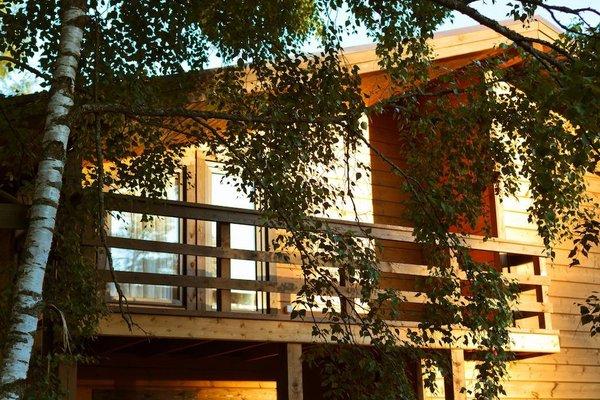 Парк Отель Золотая Долина - 21