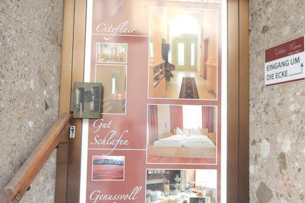 Hotel Garni Wilder Mann - фото 19
