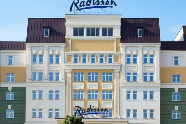 Отель и апарт-отель «Рэдиссон Резорт» - фото 22