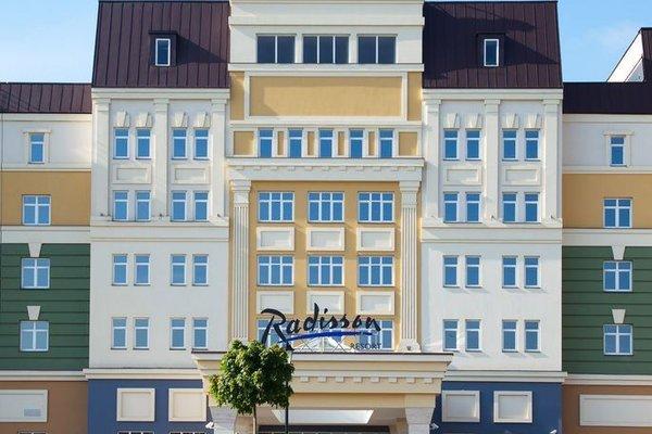 Отель и апарт-отель «Рэдиссон Резорт» - фото 23