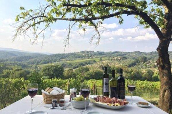 Agriturismo Borgo Villa Certano - фото 19