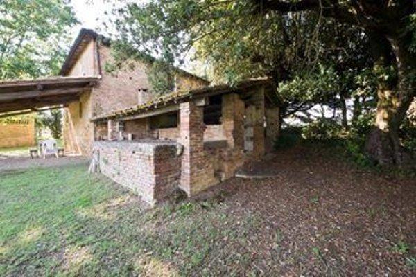 Agriturismo Borgo Villa Certano - фото 21