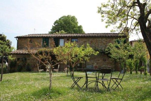 Agriturismo Borgo Villa Certano - фото 22