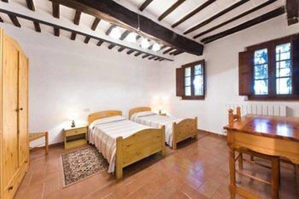 Agriturismo Borgo Villa Certano - фото 3
