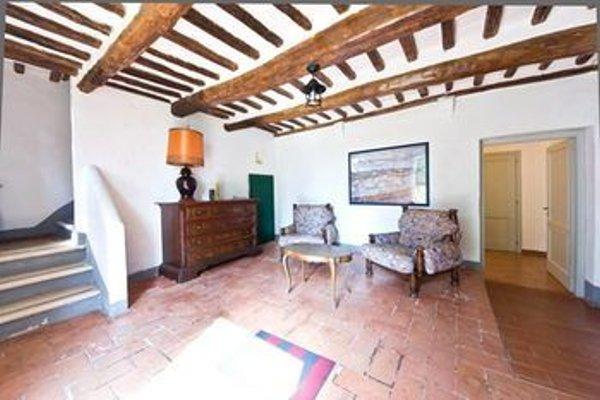 Agriturismo Borgo Villa Certano - фото 5