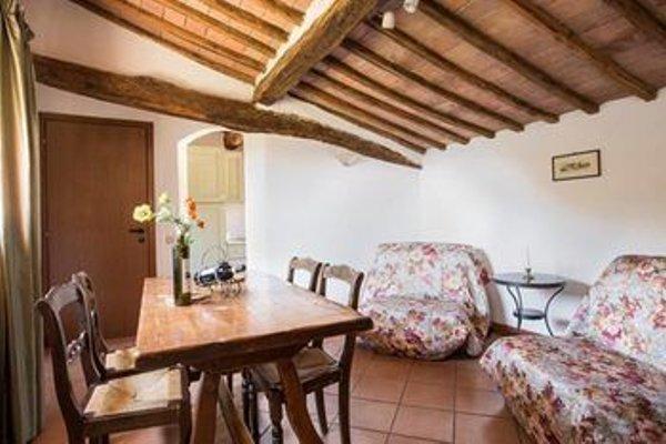 Agriturismo Borgo Villa Certano - фото 6