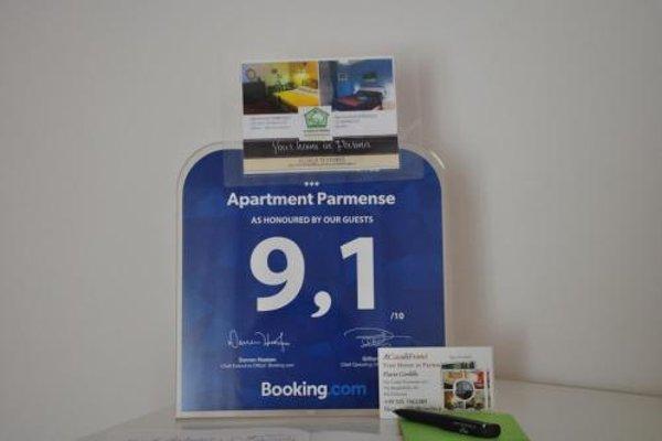 Apartment Parmense - фото 8