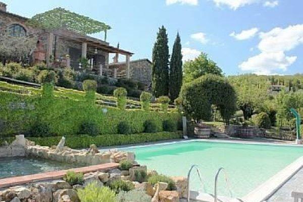 Villa Nel Chianti La Nostra - фото 9