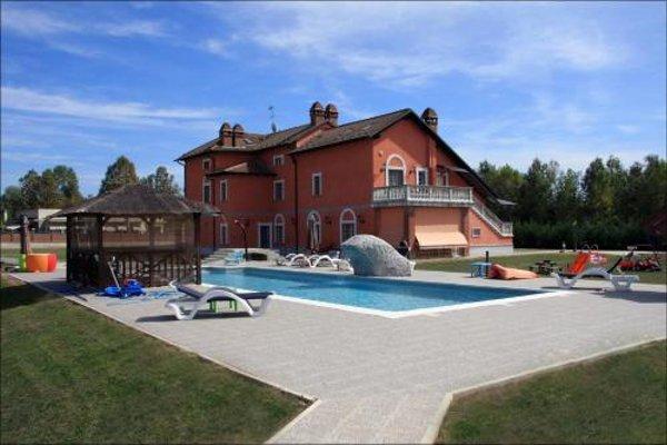 B&B Villa Sassi - фото 20