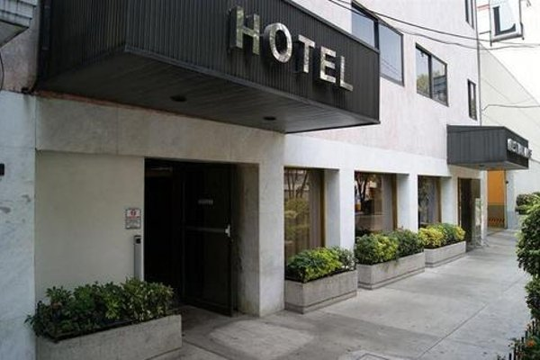 Hotel Bonampak - фото 23