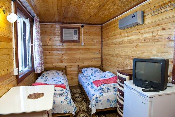 Гостевой дом Гостевые домики - 15