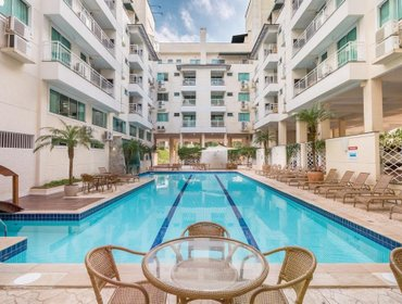 Апартаменты Apartamento privado no Bombinhas Summer Beach