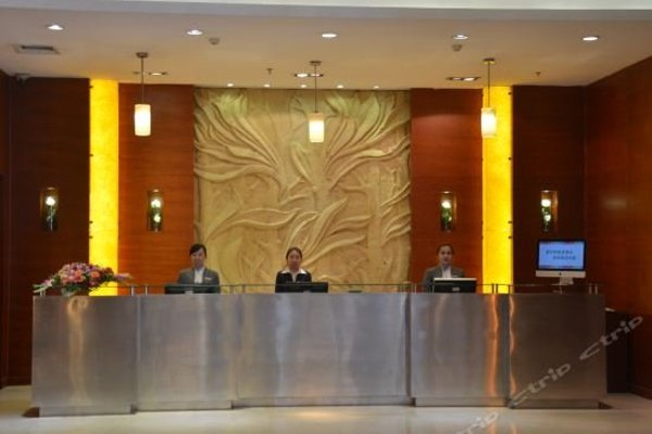 Tangshan Aishite Suite Hotel - фото 8
