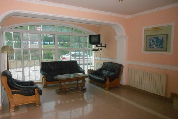 Hotel Mtskheta Palace - фото 8