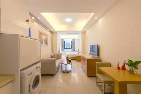 Guangzhou Royal River Waifiden Apartment - фото 11