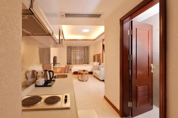Guangzhou Royal River Waifiden Apartment - фото 15
