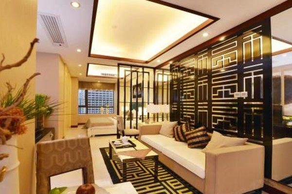 Guangzhou Royal River Waifiden Apartment - фото 16