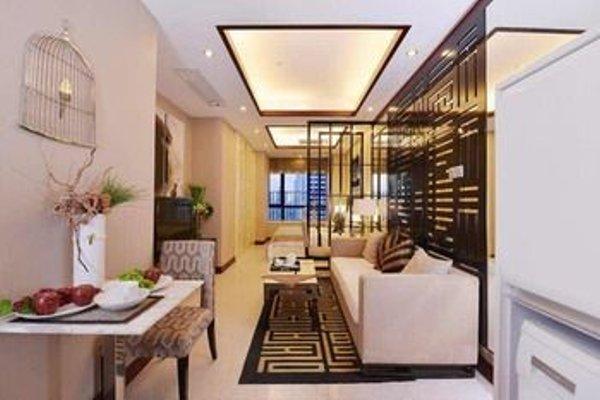 Guangzhou Royal River Waifiden Apartment - фото 17