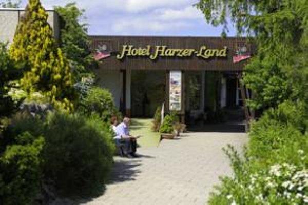 Wellnesshotel Harzer Land - Haus Gotha - фото 8