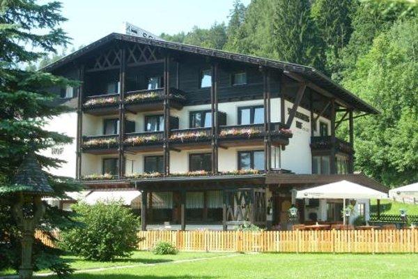Gasthof Schlossberghof - фото 22