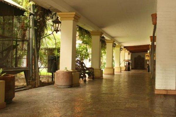 Hotel Los Tres Rios - фото 12