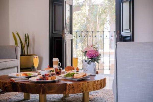 Meson de Santa Rosa Luxury Hotel - фото 12