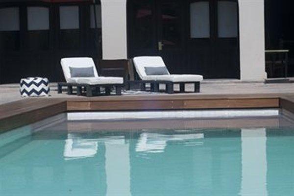Meson de Santa Rosa Luxury Hotel - фото 21
